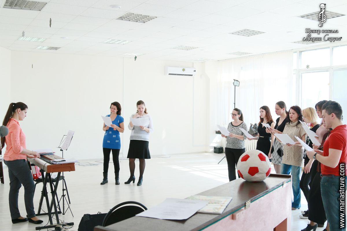 Уроки вокала Марии Струве